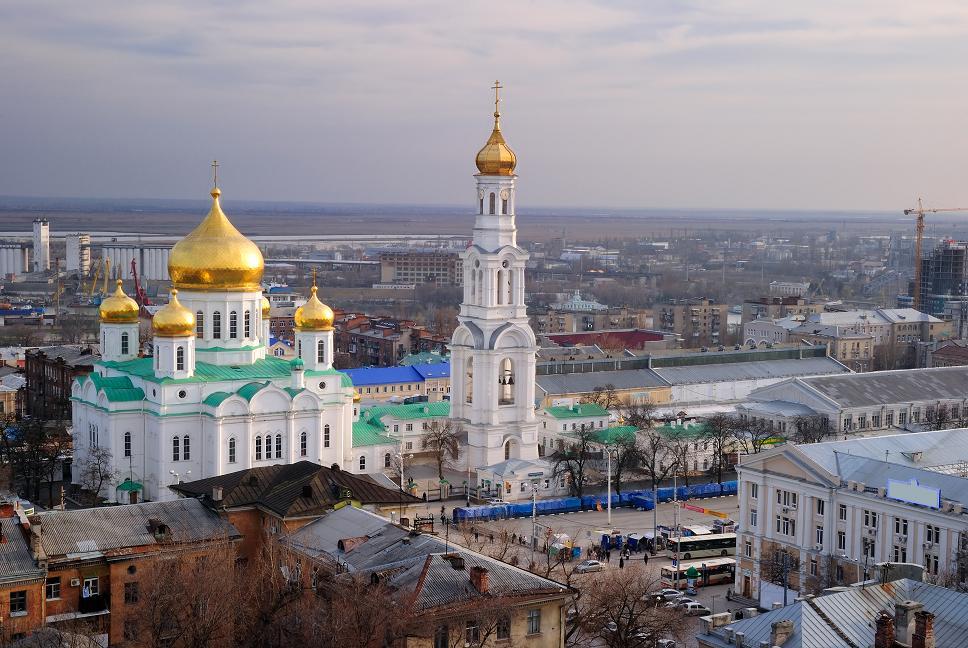 Воинские части Ростова-на-Дону и Ростовской области