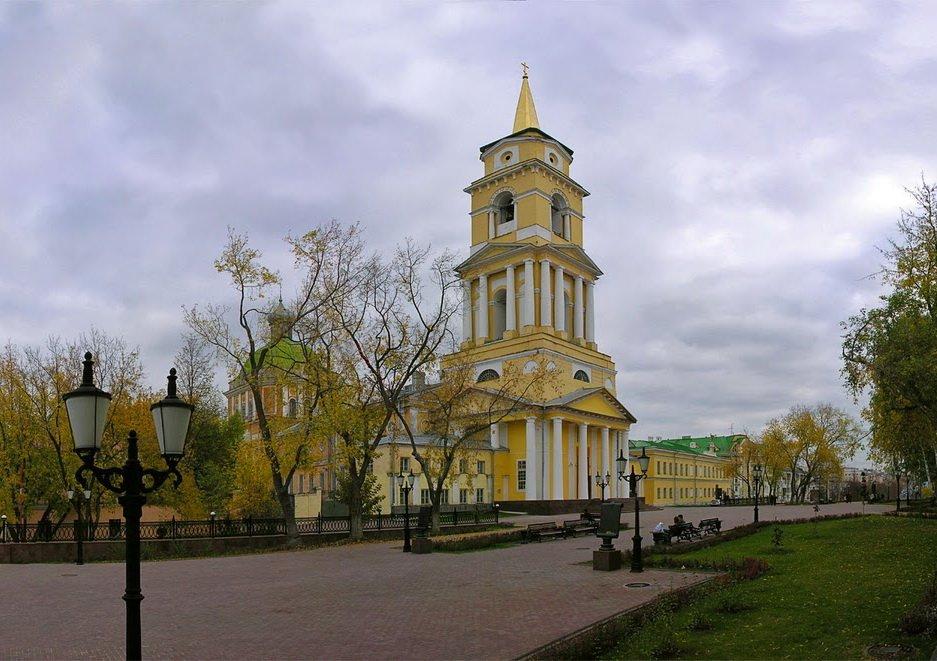 Список воинских частей Перми и Пермского края