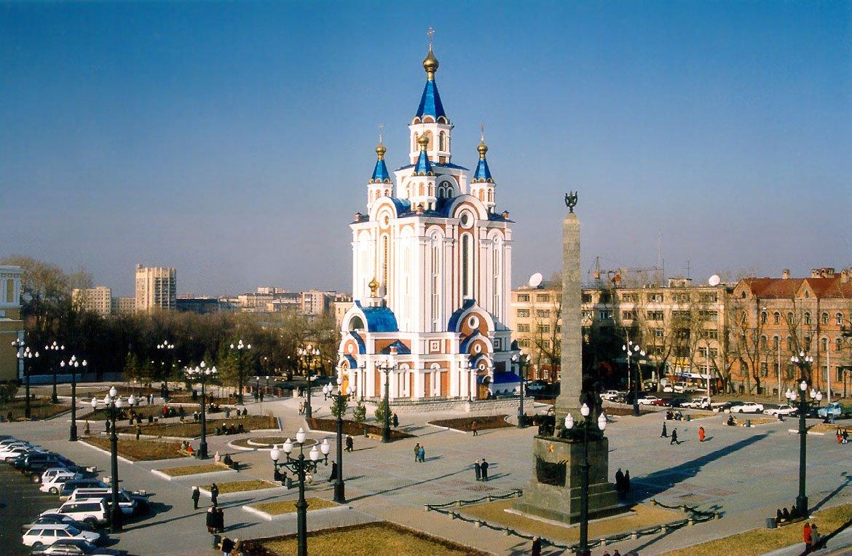 Воинские части Хабаровска и Хабаровского края