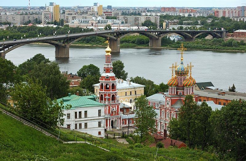 Нижний Новгород и Нижегородская область. Список воинских частей