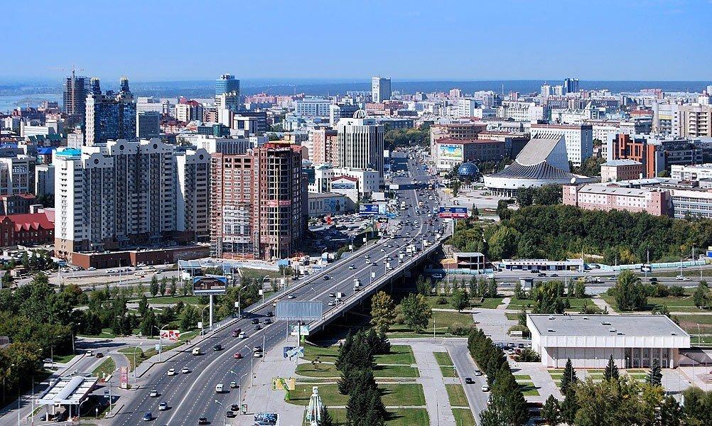 Воинские части Новосибирска и Новосибирской области