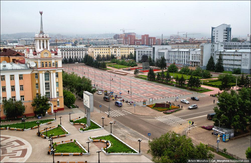 Улан-Удэ и Республика Бурятия.Полный список воинских частей