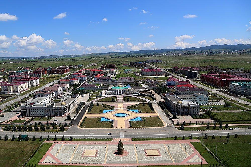 Список воинских частей Магаса и Республики Ингушетия