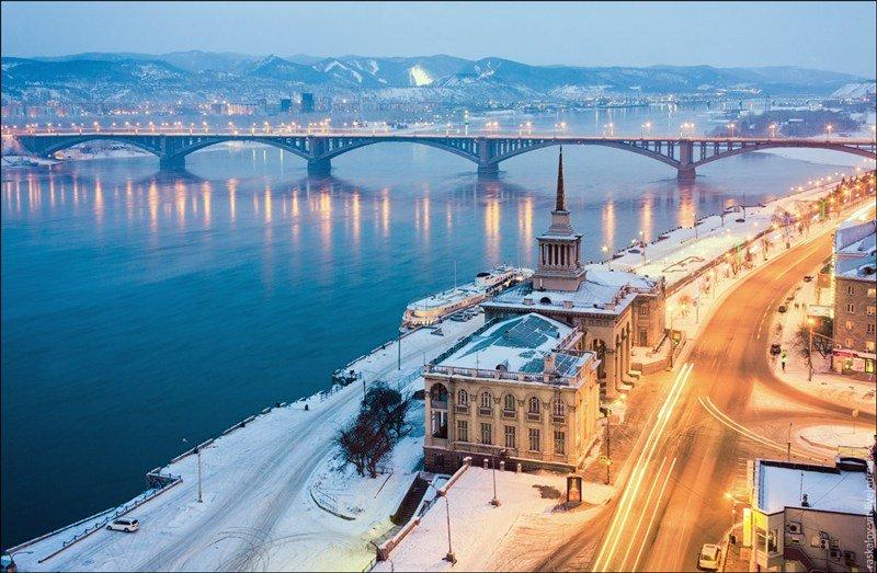 Список воинских частей Красноярска и Красноярского края