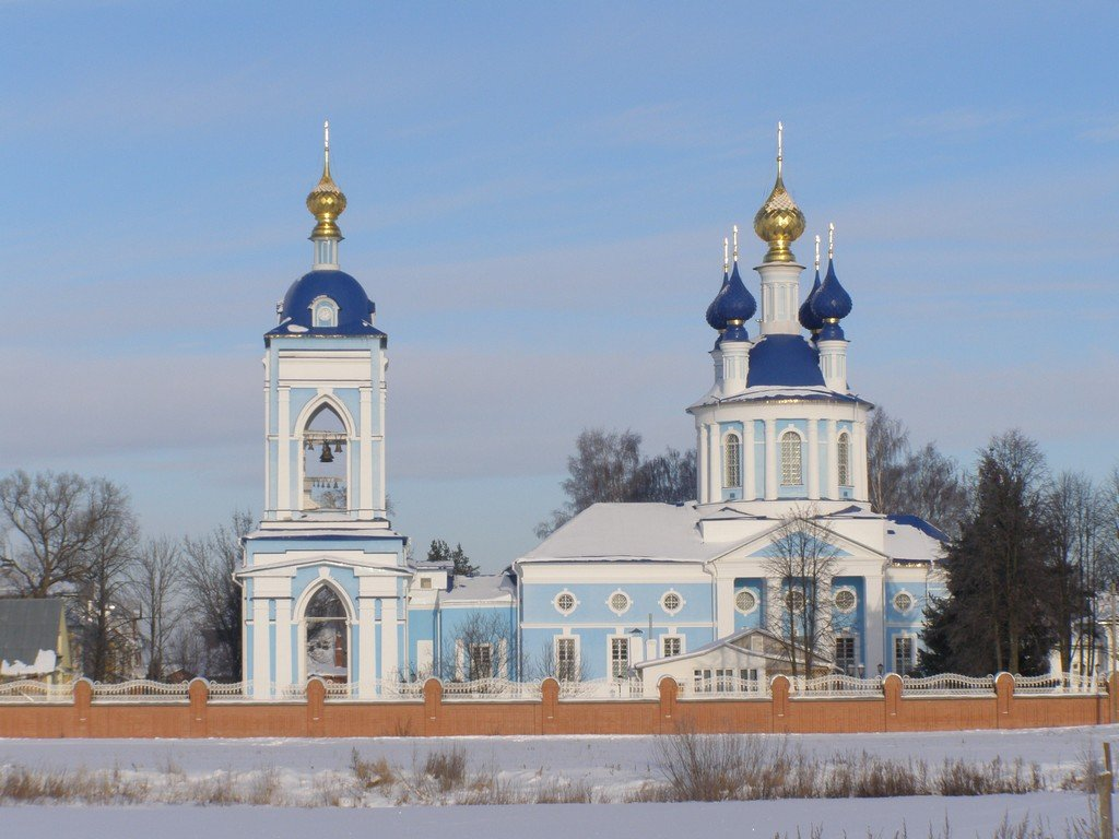 Все части Иваново и Ивановской области