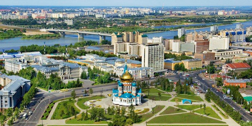 Список воинских частей Омска и Омской области