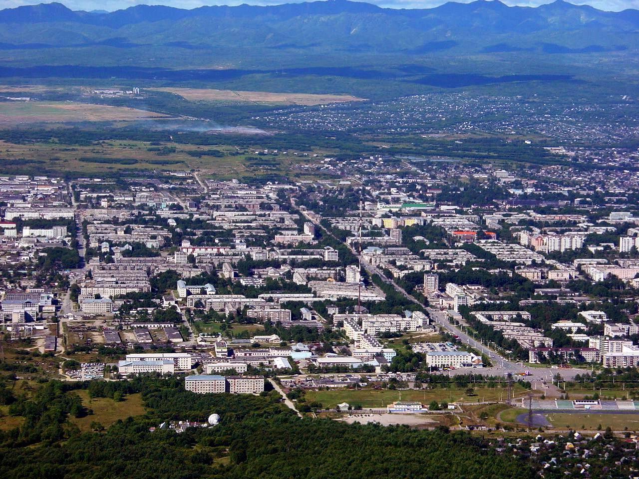 Список воинких частей Южно-Сахалинска и Сахалинской области
