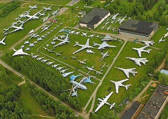Фото ВЧ 33877. Центральный музей ВВС