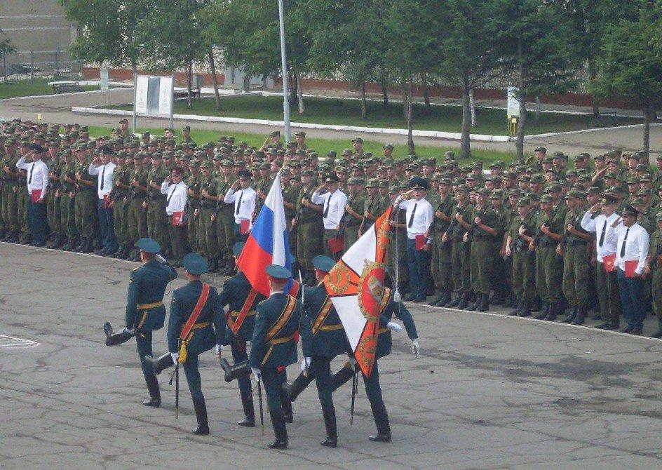 ВЧ30632-3. Знамя воинской части 30632-Б