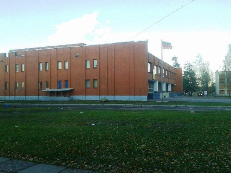 ВЧ 02511. Здание клуба войсковой части