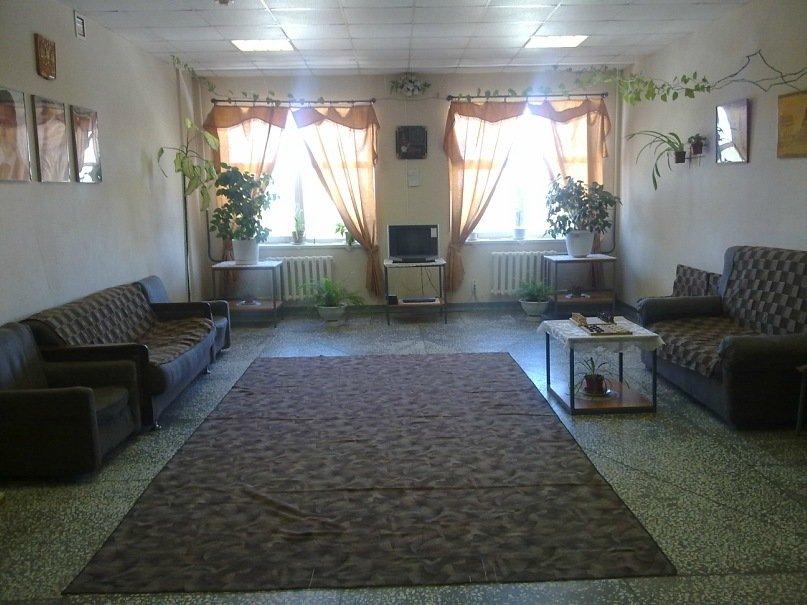 ВЧ 02511. Одна из комнат отдыха 138-й ОМСБр