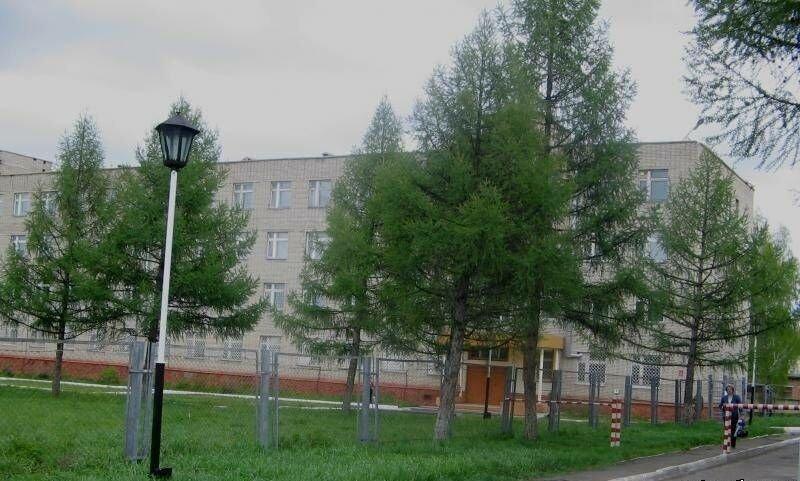 ВЧ 21005. Военный госпиталь