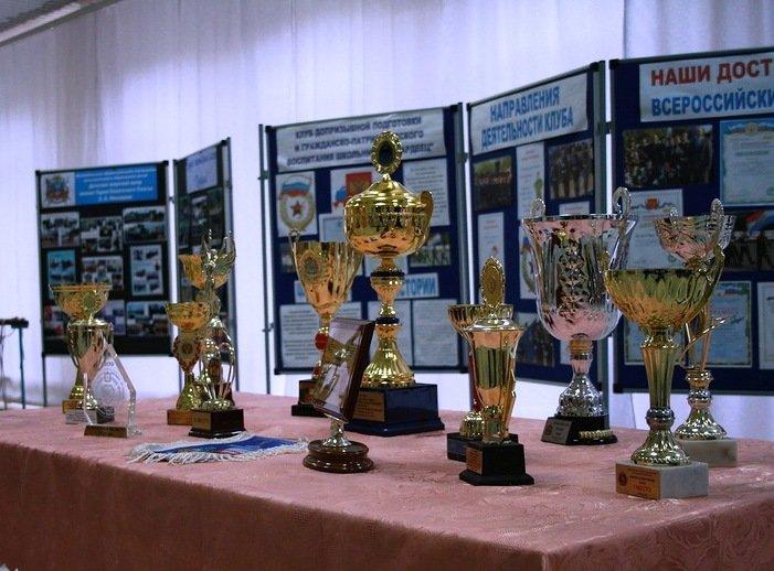 ВЧ 21208. Награды за участие в спортивных мероприятиях