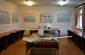 ВЧ 21208. Учебная комната по обучению работе с беспилотником