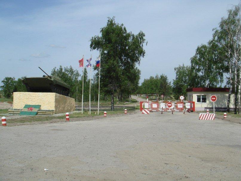 ВЧ 54046. КПП Бригадного учебного центра (БрУЦ)