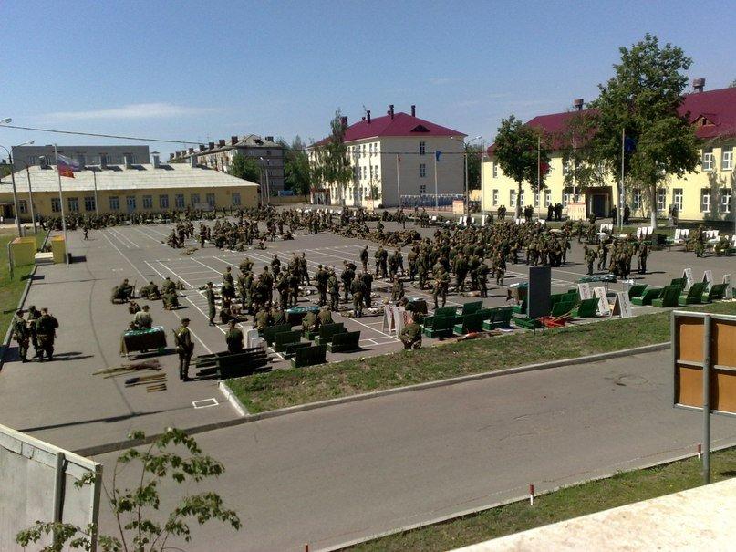 ВЧ 54046. Площадка в г. Дзержинск