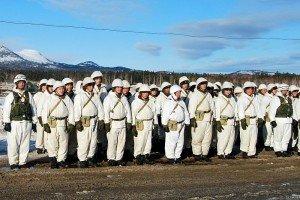 В/ч 71435 Командно-штабные учения