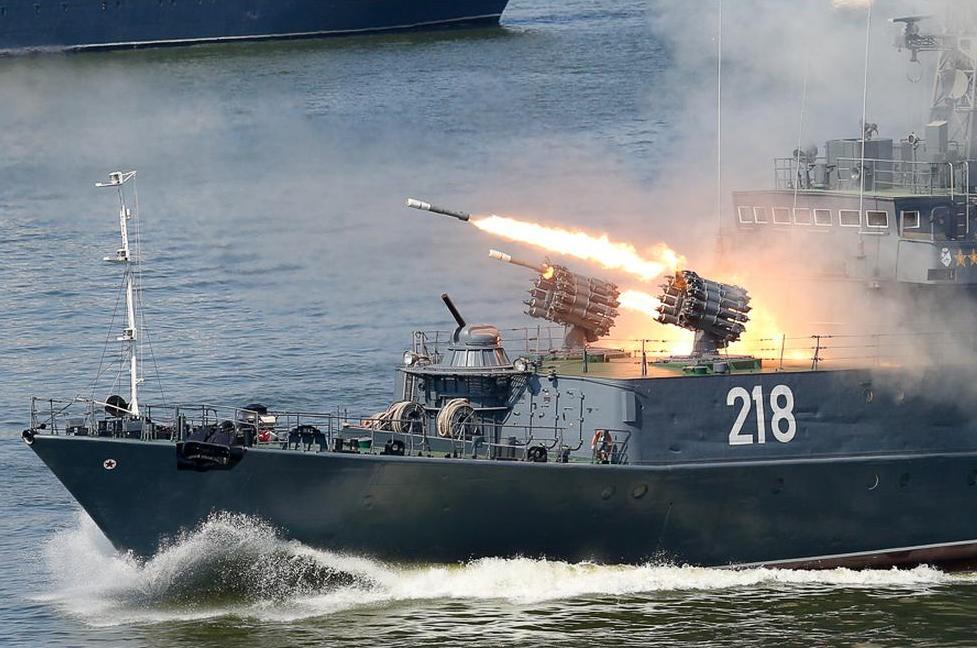 ВЧ 06017. День Военно-Морского Флота России