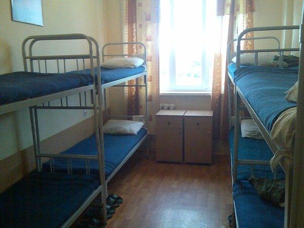 ВЧ 12128. Одна из комнат в кубрике