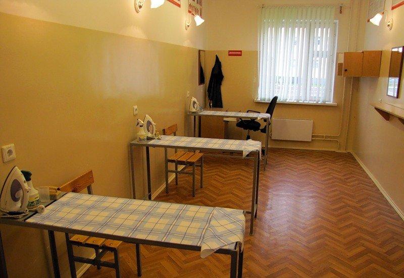 ВЧ 23626. Бытовая комната