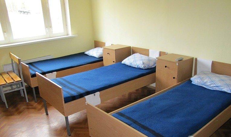 ВЧ 23626. Комната в кубрике