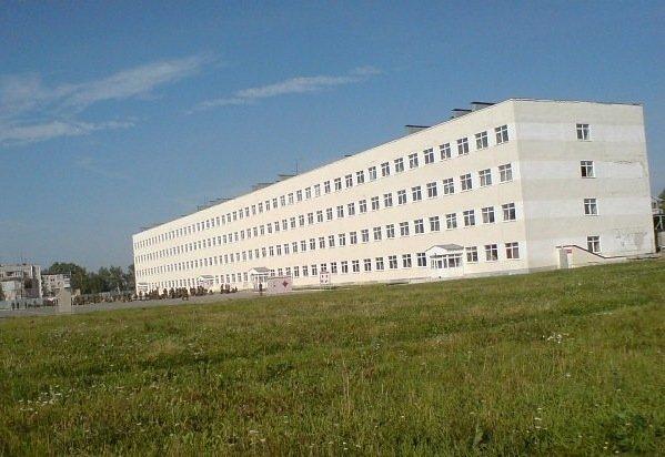ВЧ 28331. Здание казармы