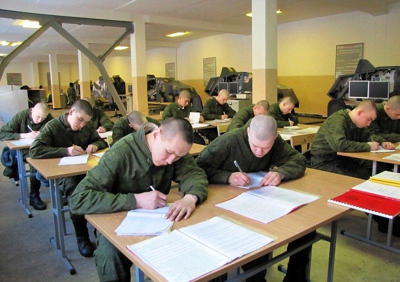ВЧ 30616-4. Учебный клас центра