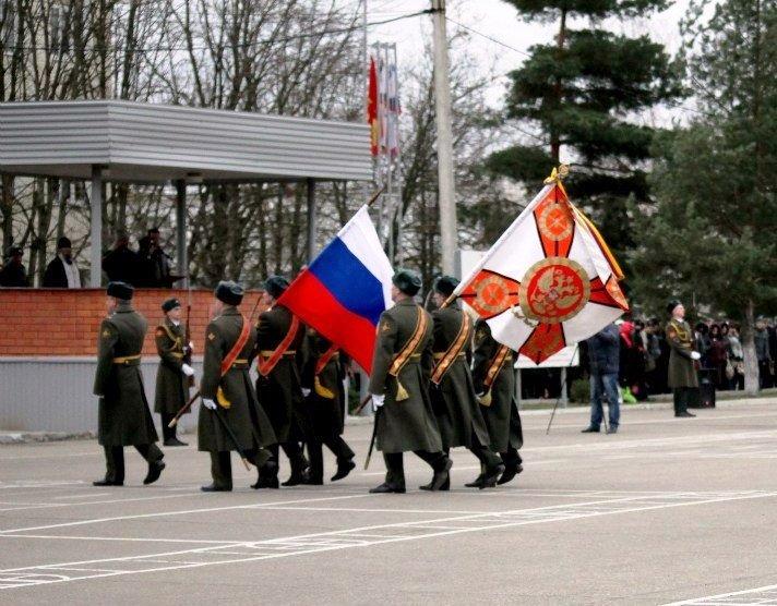 ВЧ 51532. Знамя 10-й ОБрСпН