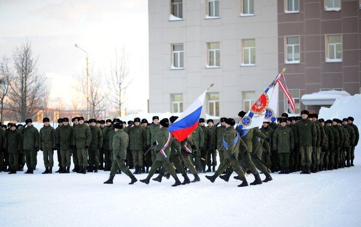 ВЧ 10103. Знамя 40-й ОБрМП