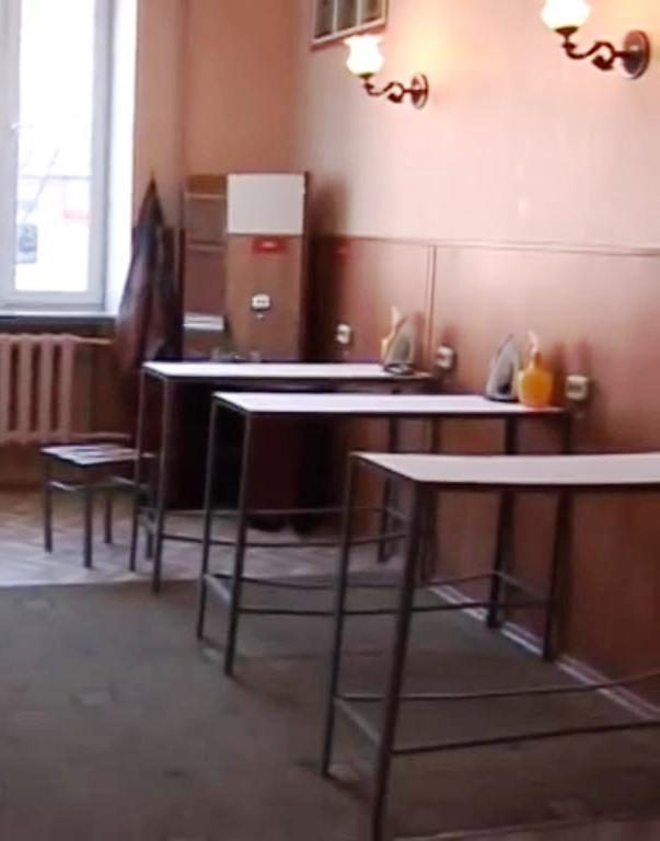 ВЧ 25801-9. Комната бытового обслуживания