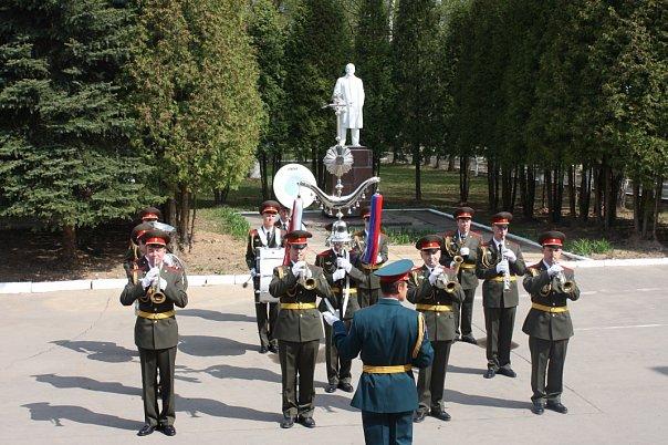 ВЧ 34608. Военный оркестр
