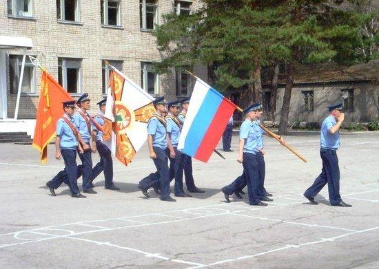 ВЧ 40278. Знамя военной части