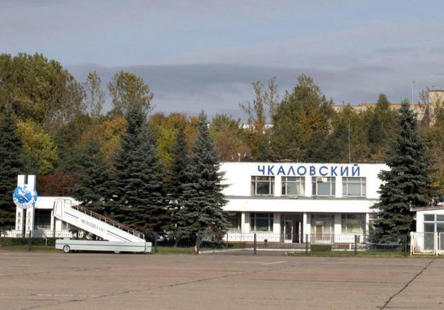 ВЧ 42829. Чкаловский аэродром