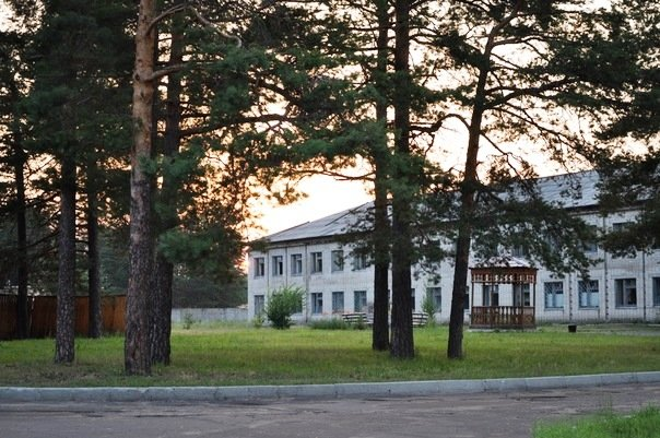 ВЧ 43533. Здание госпиталя