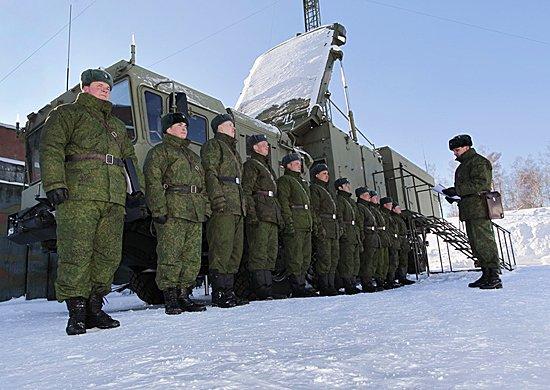 ВЧ 61996. Боевая подготовка в полку
