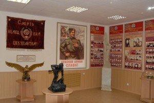 ВЧ 69806. Музей ЧВВАКУШ
