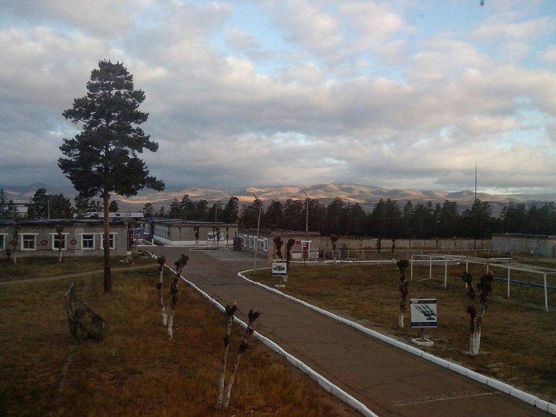 ВЧ 72155. Территория воинской части пос. Сосновый бор