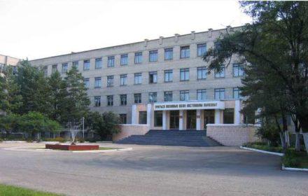 ВЧ24776. Главный учебный корпус