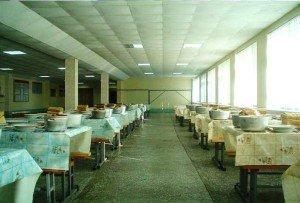 ВЧ24776. Обеденный зал в столовой