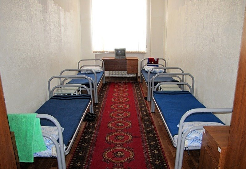 ВЧ38643. Комната в кубрике бригады