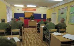ВЧ71615. Учебный класс в части