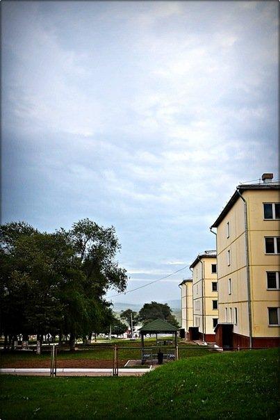 ВЧ 44980. Здания солдатских общежитий