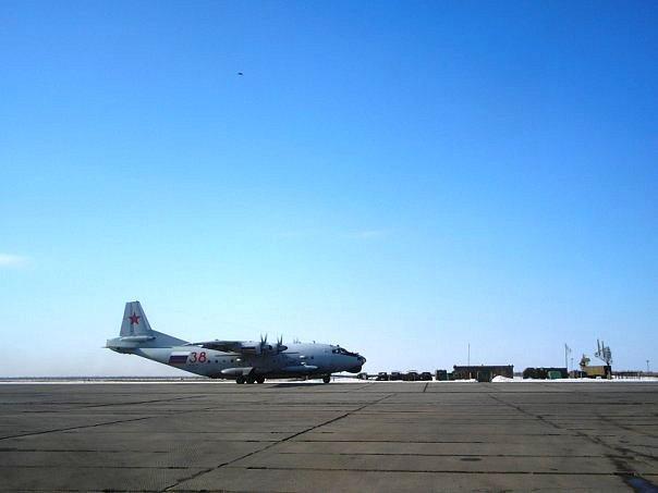 ВЧ 45097. Военный аэродром в Оренбурге