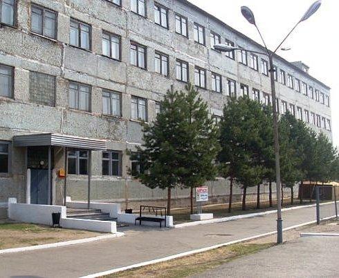 ВЧ 53790. Здание казармы части
