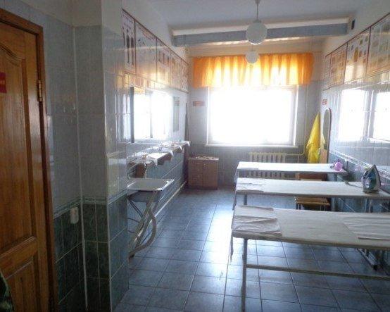 ВЧ 59361. Комната бытового обслуживания в части
