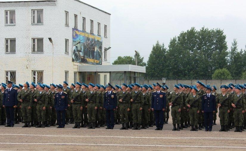 ВЧ 74268. 234-й ГДШП, Псков
