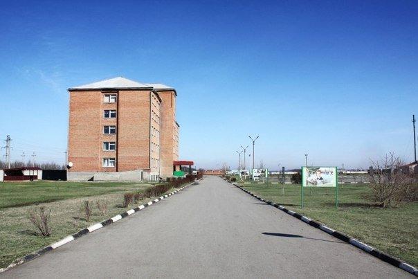ВЧ51128. Здание казармы 97-го ОЖДБ