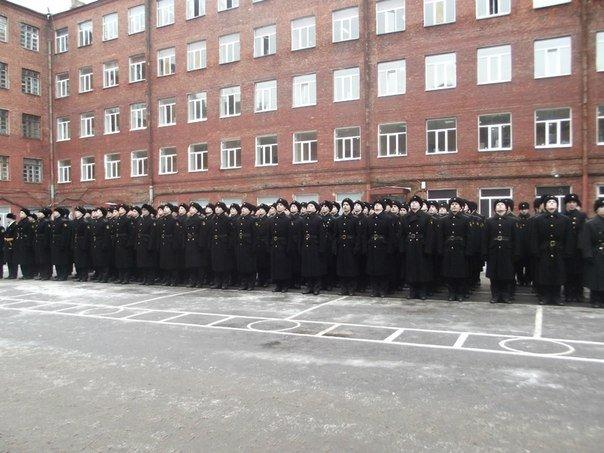 ВЧ56529-2. Расположение 2-го батальона, ВО