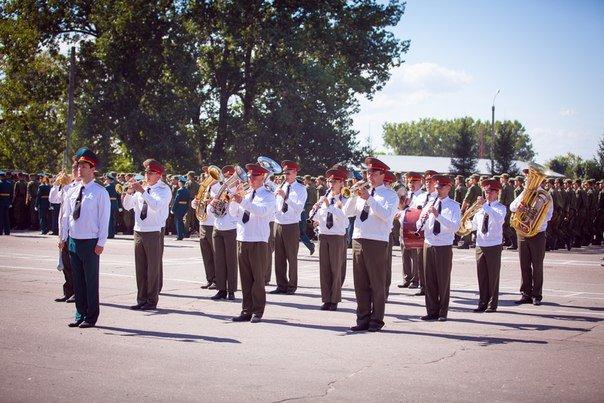 ВЧ 20115. Военный оркестр учебного центра