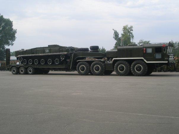 ВЧ 20115. Плац воинской части